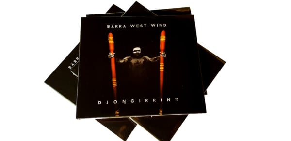 New album from Bärra West Wind is out on CD!