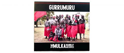 Gurrumuru Mulka Manikay Archives CD cover