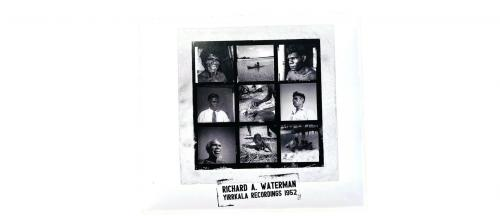 Waterman CD cover