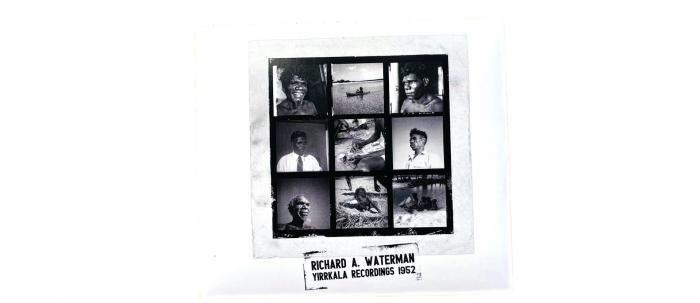 Waterman CD cover