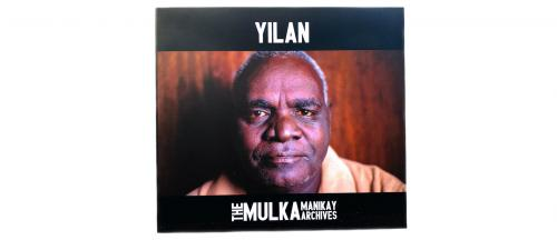 Yilan - Mulka Manikay Archives CD cover