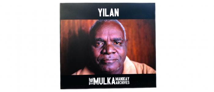 Yilan - Mulka Manikay Archives CD cover