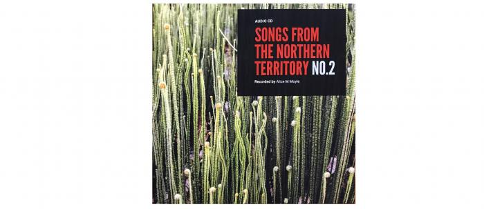 Songs from the Northern Territory CD2 cover