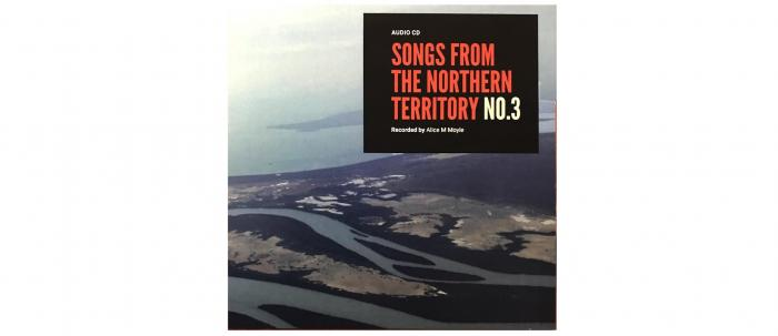 Songs from the Northern Territory CD3 cover