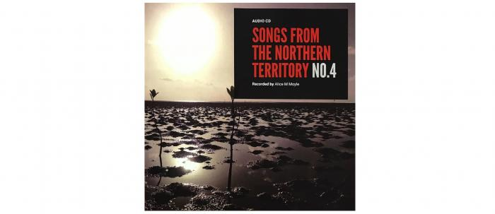 Songs from the Northern Territory CD4 cover