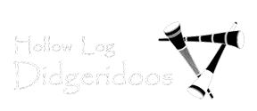 Hollow Log Didgeridoos Australia Logo