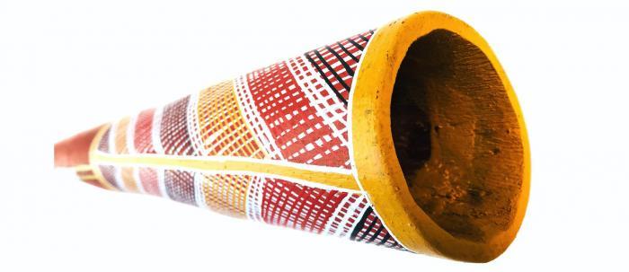Ŋoŋu Ganambarr yidaki (HLY-230) bell