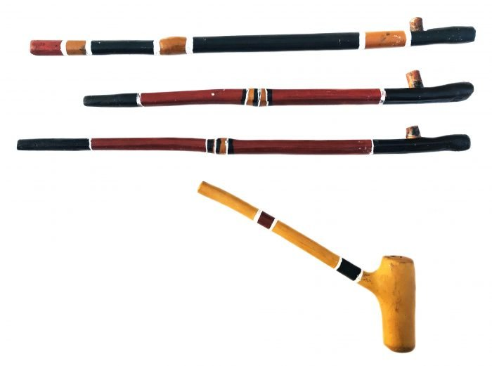 Traditional smoking pipes